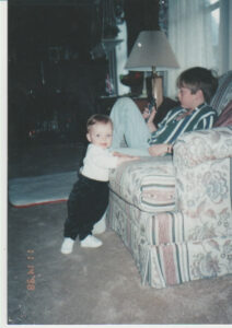 Nathan and Faith 1998
