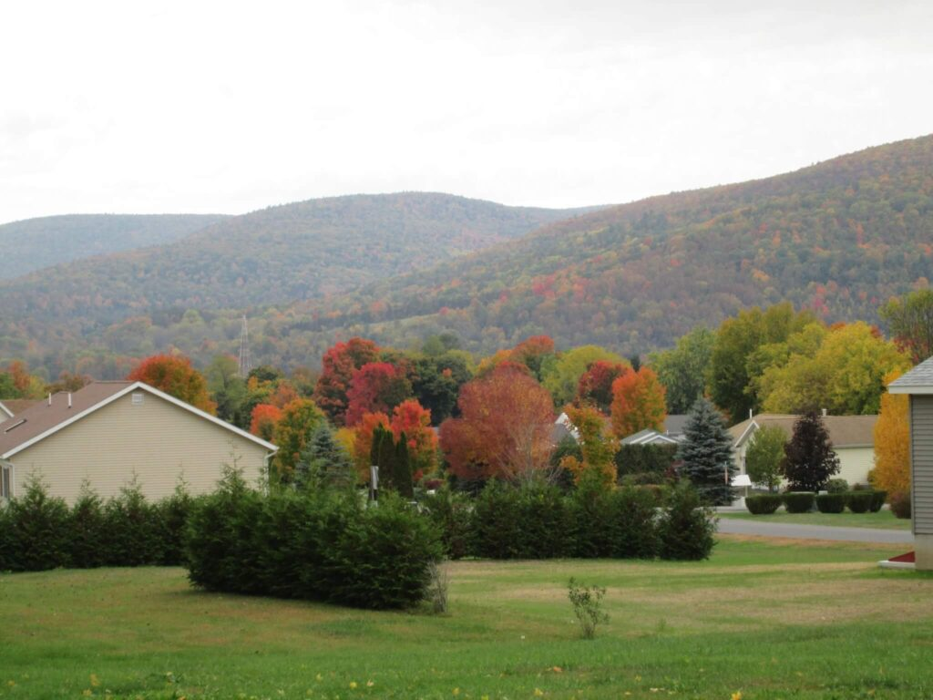 Schoharie Valley, Upstate New York
